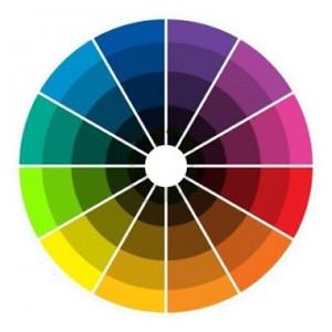 kleurschakeringen