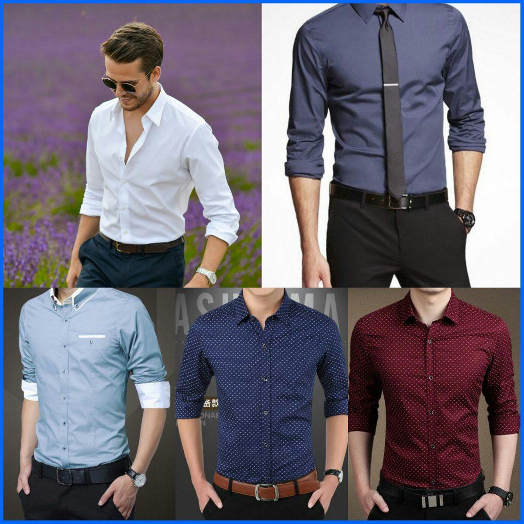 Stoffen en uitstraling: het shirt