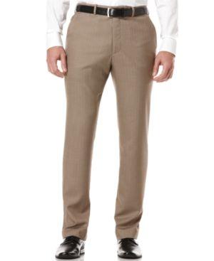 De man en zijn broek