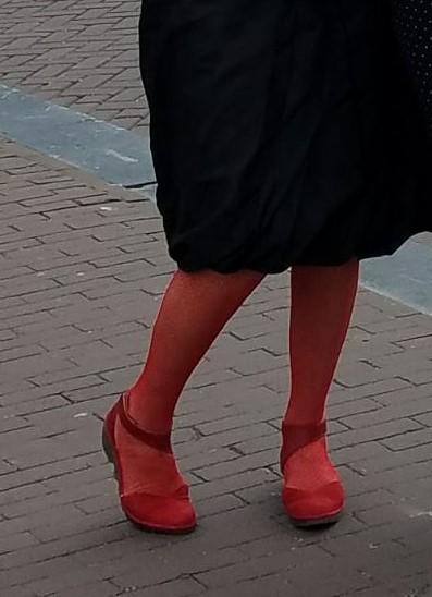 De juiste schoenmaat